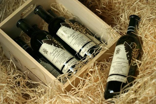 Lahvová vína - Lechovice