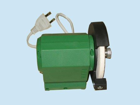 Hobby bruska     -  pohonná jednotka + ventilátor + brus.kotouč