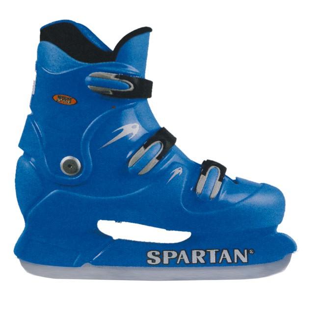 Zimní / Lední / Hokejové brusle RENTAL modré vel. 25 - 47