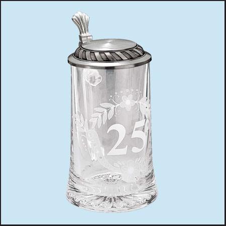 """Korbel na pivo - """"25"""""""