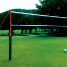 Volejbalová síť + kůly ( stojany )