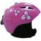 Helma na snowboard / lyže růžová