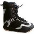 Snowboardové boty / Boty na snowboard černo - šedé vel. 36 - 47