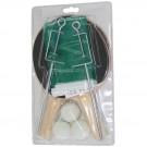 Sada na stolní tenis – pálky, síť, míčky