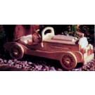 Prostorová 3D dřevěná skládačka - Auto-veterán, Mercedes A4x2