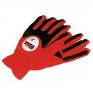 Brankařské rukavice na fotbal, velikost   S-XL