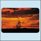 Eagle Plains, Yukon Canada – západ slunce