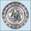 Nástěnný talíř - Jaro