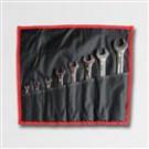 sada plochých klíčů 6-17 mm 6 dílů chrom-obal