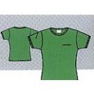 Ladies Shirt (dámské tričko-zelené)
