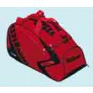 Tenisová taška Wilson TOUR Tournament Bag, červená/černá