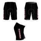 dámské Team shorts černé