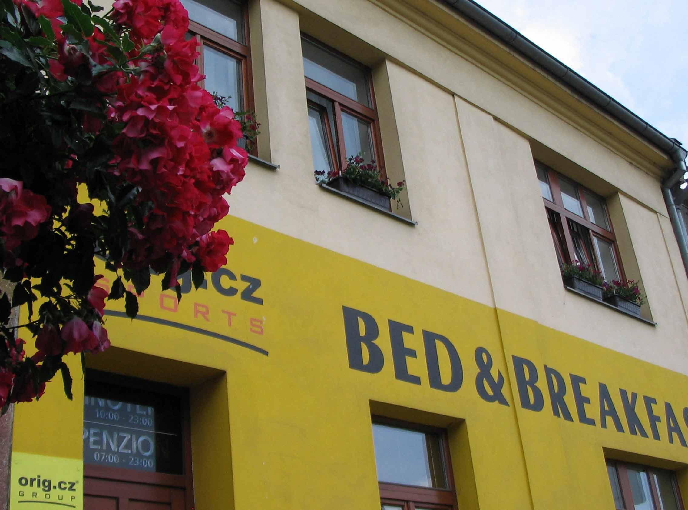 PENZION B&B Brno