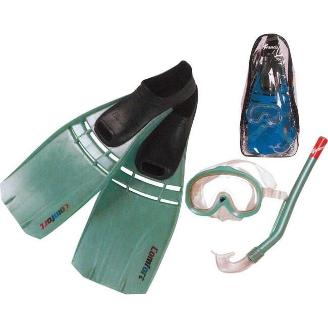 Potápěcí sada - COMFORT/ CRISTALL JUNIOR/ CARCINIO