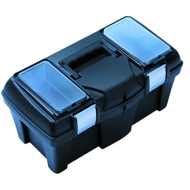 Box na nářadí, Organizer, Kufr VIPER ( 400 x 200 x 185 )