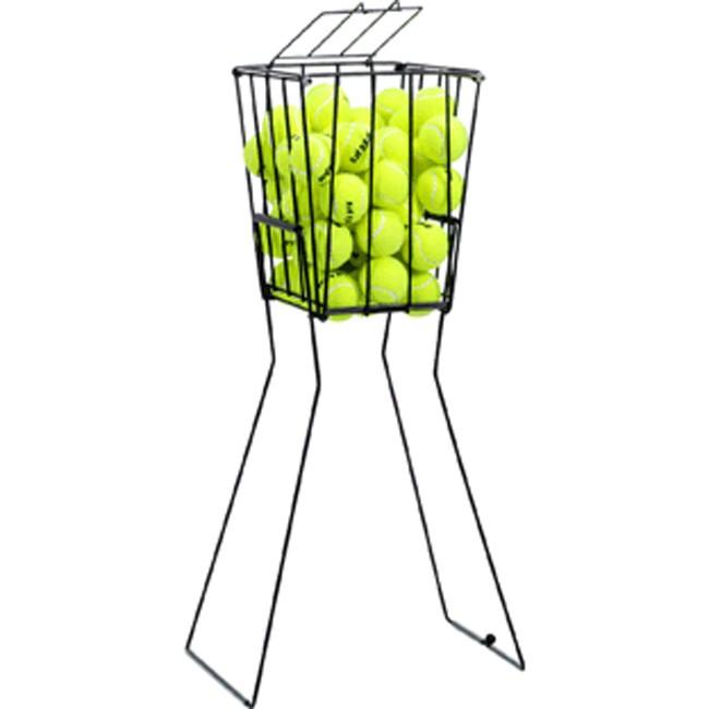Koš / Stojan na tenisové míčky ( pro 75 míčků )