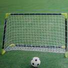 Set na mini fotbal : 2 branky + míč + pumpička