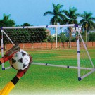 Náhradní síť na fotbalovou bránu 244 x 13 cm SP-1152