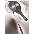 Badmintonová raketa titanová + obal