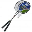 Badmintonová sada / 2 rakety + míček /