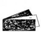 Brusný papír arch - pazourek 230 x 280 mm / zrnitost 60
