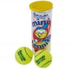 Dětské tenisové míčky NASSAU MINI COOL 3 ks