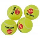Tenisové míčky balení NASSAU COOL 60 ks