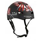 Sportovní helma / přilba FIRE skate board