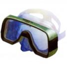 Brýle na potápění SILICON ZENITH JUNIOR
