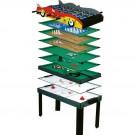 Hrací stůl – 9 různých her v jednom stole
