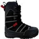 Snowboardové boty / Boty na snowboard  černo - červené vel. 36 - 47