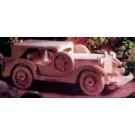 Prostorová 3D dřevěná skládačka - Auto-veterán, Ford A4x2