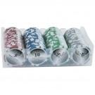 Poker set - sada 100 ks žetonů - ORIG.CZ CHIPS IN PLASTIK BOX