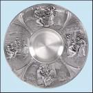Nástěnný talíř
