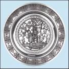Nástěnný talíř - Podzim
