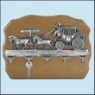 Věšák na klíče - Stará pošta