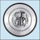 Nástěnný talíř - Dostaveníčko
