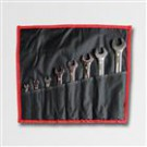 sada plochých klíčů 6-32 mm 12 dílů chrom-obal